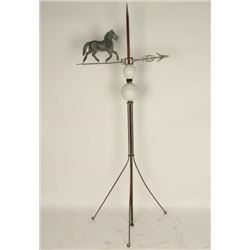 Antique Horse Weather Vane