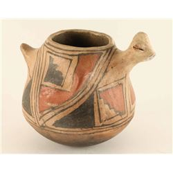 Casa Grande Bird Effigy Pot