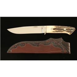 WC Davis Custom Knife