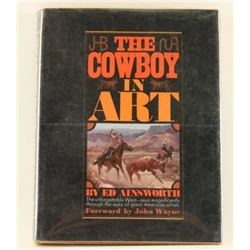 """The Cowboy in Art"" by Ed Ainsworth"