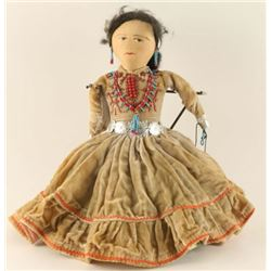 Small Navajo Doll