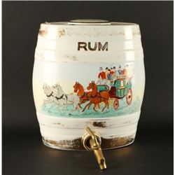 """Rum"" Spirit Barrel"
