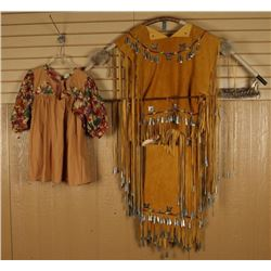 Vintage Apache Jingle Dancer Outfit