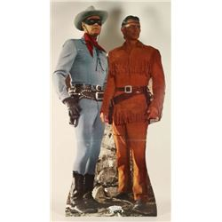 Lone Ranger Cardboard Cut-Out