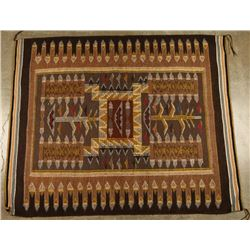 Navajo Double Sided Textile Weaving