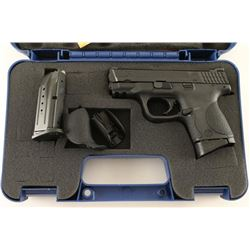 Smith & Wesson M&P9c 9mm SN: HAZ8631