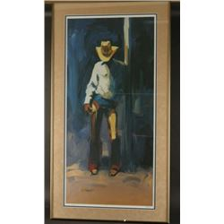 Limited edition Fine Art Print by Hugh Cabot