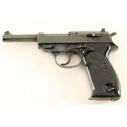 Walther P1 9mm SN: 257659