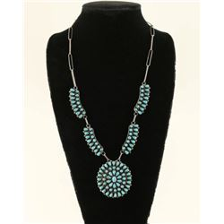 Old Pawn Native American Necklace