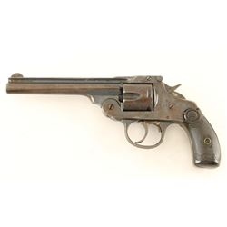 Iver Johnson Safety Automatic Hammer .38