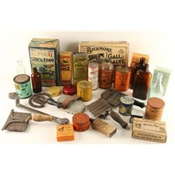 Vintage Veterinarian Supplies