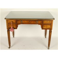 Antique Walnut Secretary Desk