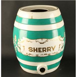 """Sherry"" Spirit Barrel"