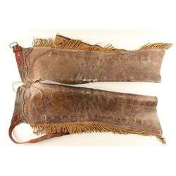 Vintage Rodeo Chaps
