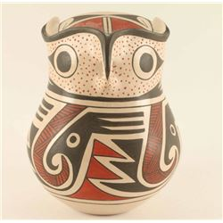Small Owl Pot
