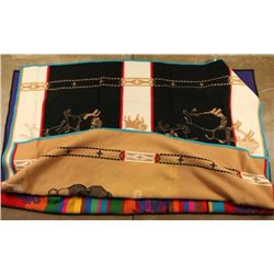 Collection of 2 Pendelton Blanketrs