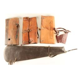 Cowboy Leather Lot