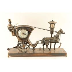 United Carriage Clock