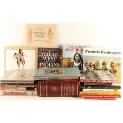Lot of Western Related Books