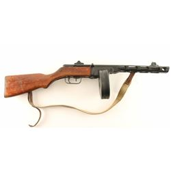 Russian PPSH-41 Model w/ Drum Magazine