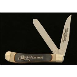 Schrade Old Timer Folding Knife