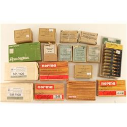 Large Lot of Miscellaneous Ammo