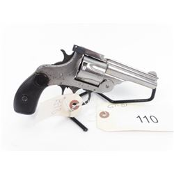 PROHIBITED U.S. OK. H& R 5 Shot Pocket Pistol