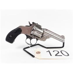 PROHIBITED U.S. OK. Rare Marlin Revolver