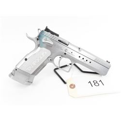 RESTRICTED. Tanfoglio Stainless Beauty