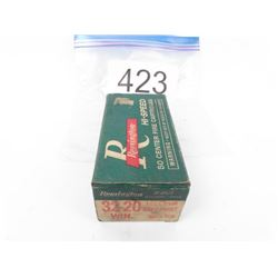 Remington 32-20 Ammo