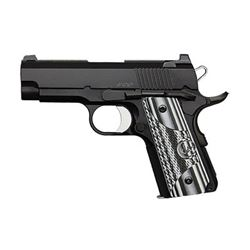 "D WES ECO 9MM 3.5"" BLK FNS 7RD"