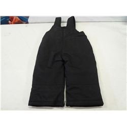 New Black Size18-24 Snow Pants