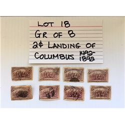 STAMPS, US, 2 CENTS