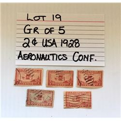STAMPS, USA , 2 CENTS