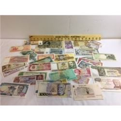 BANK NOTES, MISC
