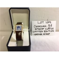 STAMP, CANADA, 5 CENT WATCH