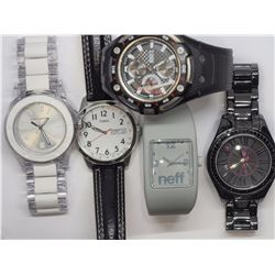 5 Lots of Assorted watch