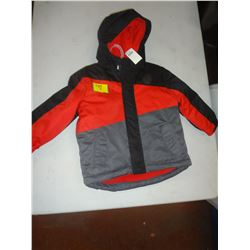 Toddler Size 3T Winter Jacket