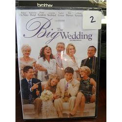 (NEW) The Big Wedding