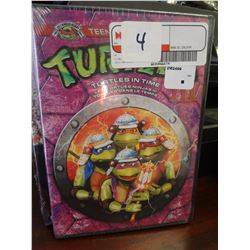 (NEW) Ninja Turtles Turles in Time