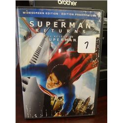 Used Superman Returns