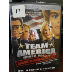 Used Tearm America World Police