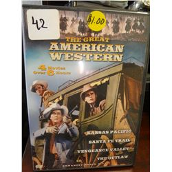 Used The Great American Western