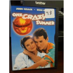 Used One Crazy Summer
