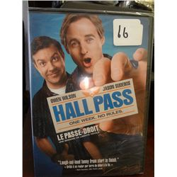 (NEW) Hall Pass