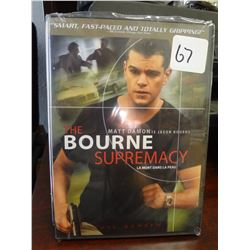 (NEW) Bourne Supremacy