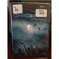 (NEW) Chronicle