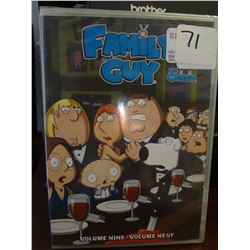 (NEW) Family Guy: Volume 9