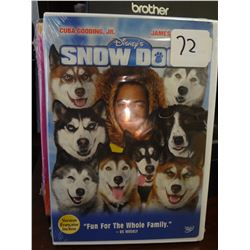 (NEW) Snow Dogs