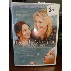 (NEW) My Sister's Keeper
